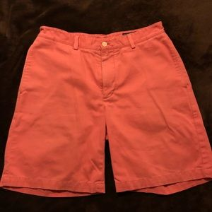 "Other - Vineyard vines 9"" club shorts 32w"